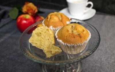 Apfel-Erdmandel-Muffins