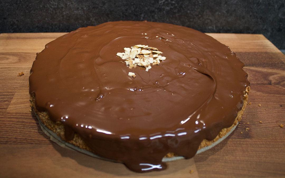 Erdmandel-Schoko-Kuchen